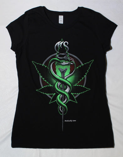 Lady Snake - Medically Sane