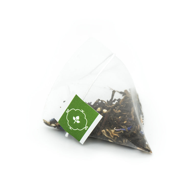 Earl Royale - Black Tea - Pyramid Tea Bags Tin