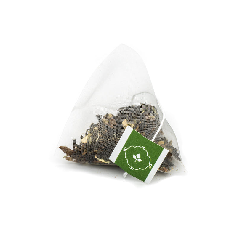 South Cloud Chai - Black Tea - Pyramid Tea Bags Tin