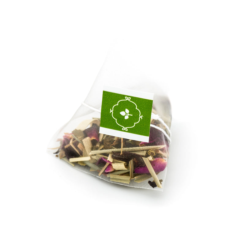 Limonada Rosa - Herbal - Pyramid Infusers Foil Pouch Pair, 50pc