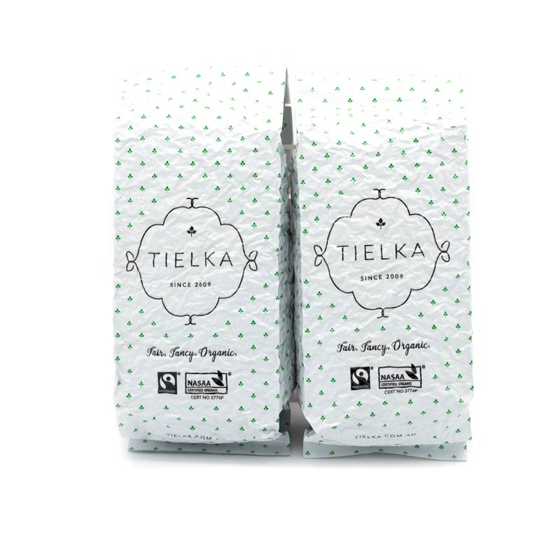 Tielka Breakfast - Black Tea - Loose Leaf Foil Pouch Pair