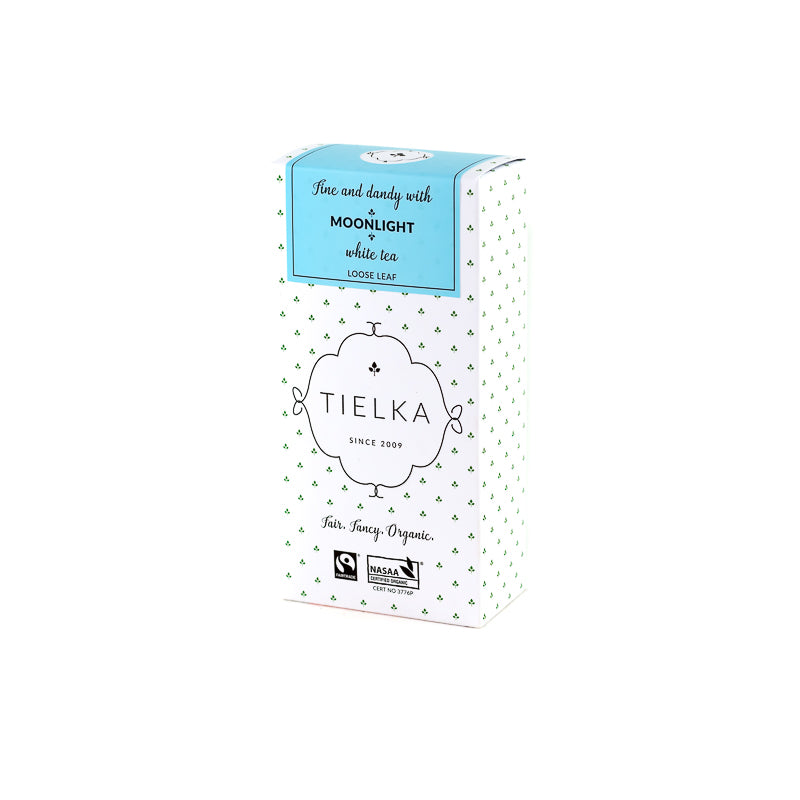 Moonlight - White Tea - Loose Leaf Boxes