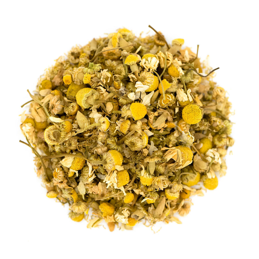 Chamomile Blossoms - Herbal - Loose Leaf Foil Pouch Pair