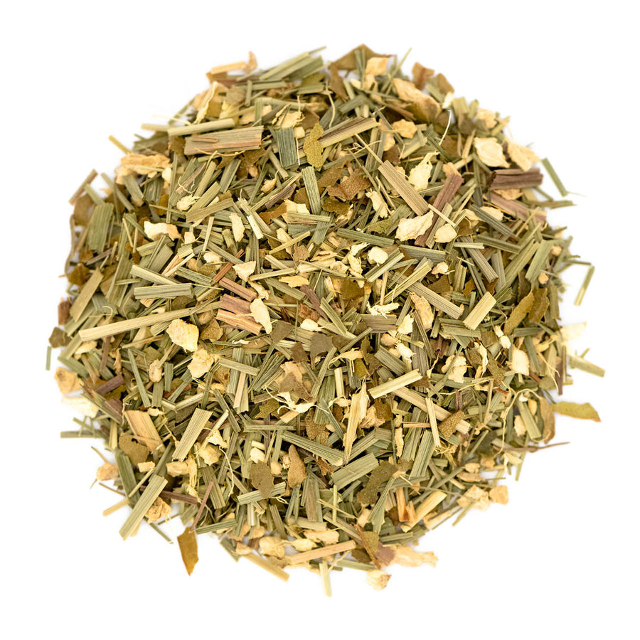 Lemon Ginger - Herbal - Loose Leaf Tin