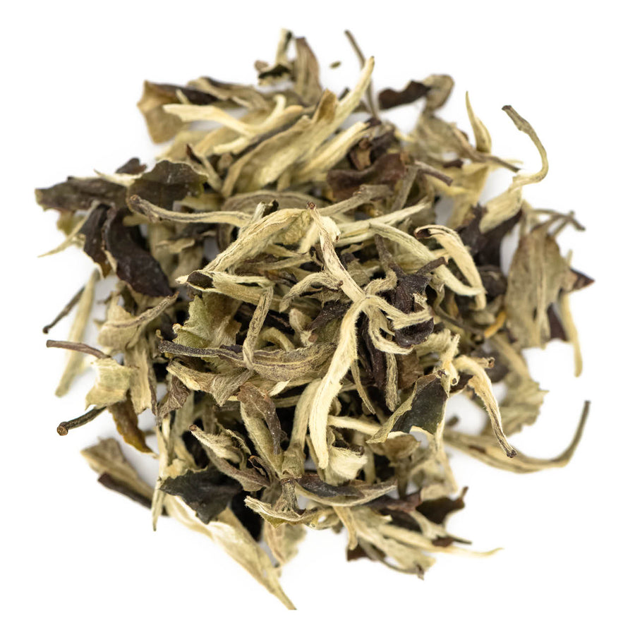 Moonlight with Jasmine and Lemon Myrtle - White Tea - Loose Leaf Foil Pouch