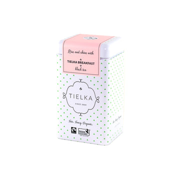 Tielka Breakfast - Black Tea - Loose Leaf Tin