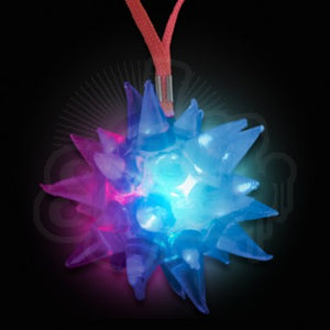 Flashing Crystal Star