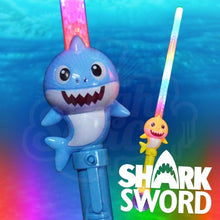 Load image into Gallery viewer, Flashing Shark Sword