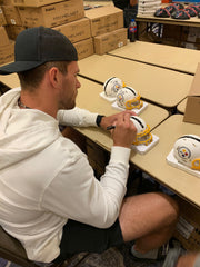 TJ Watt signing Steelers Mini