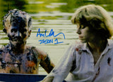 Ari Lehman Jason 1 Signed 11x14 Friday The 13th In The Water Photo- PSA/DNA Auth