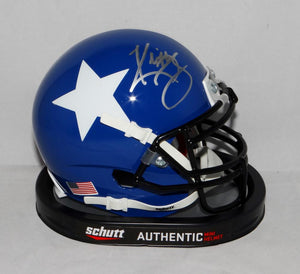 Kliff Kingsbury Autographed Texas Tech Raiders Lone Star Mini Helmet-JSA W Auth