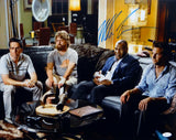 Mike Tyson Autographed 16x20 The Hangover Photo- JSA Witnessed Auth