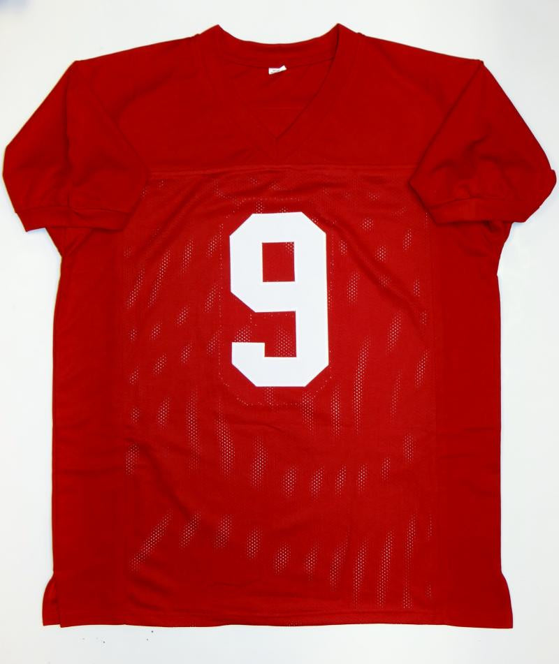 quality design 921d9 042de Amari Cooper Autographed Maroon College Style Jersey- JSA Witnessed Auth