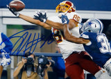 Jordan Reed Autographed Washington 8x10 Catch Against Cowboys Photo- JSA W Auth