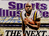 Leonard Fournette Autographed Sports Illustrated 2015 Magazine- JSA W Auth