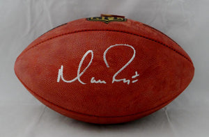 Matt Ryan Autographed NFL Authentic Duke Football- JSA W Authenticated
