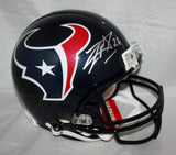 Lamar Miller Autographed Houston Texans Full Size ProLine Helmet- JSA Witnessed Auth