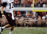 Ryan Tannehill Autographed Texas A&M 16x20 Pointing Up Photo- JSA Authenticated