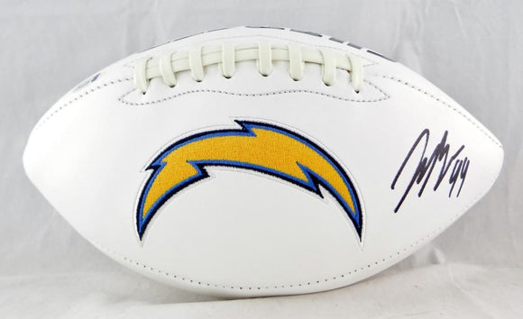 Joey Bosa Autographed San Diego Chargers Logo - Beckett Authentication