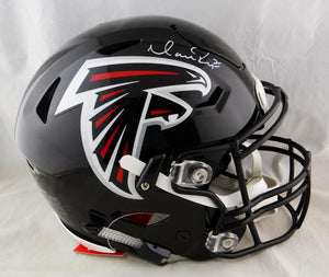 Matt Ryan Signed Atlanta Falcons F/S SpeedFlex Helmet - Fanatics Auth *White