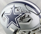 Aikman/Irvin/Smith Autographed Dallas Cowboys F/S SpeedFlex Authentic Helmet- Beckett Auth