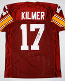 Billy Kilmer Signed / Autographed Maroon Pro Style Jersey- JSA W Authenticated