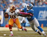Jason Pierre Paul Autographed 16x20 Going After RG3 Photo- JSA W Authenticated
