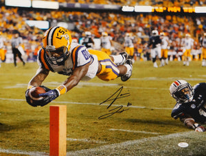 Jarvis Landry Signed / Autographed 16x20 TD Dive Photo- JSA Authenticated