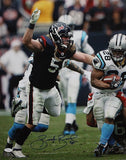 Brooks Reed Autographed 16x20 Against Panthers Photo- JSA Authenticated