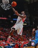 Patrick Beverley Autographed 8x10 Lay Up Photo- TriStar Authenticated