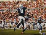 Marcus Mariota Autographed Titans 16x20 Passing Against Tampa Photo- JSA W Auth