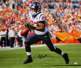 Arian Foster Autographed 20x24 Texans Running Canvas- JSA W Authenticated