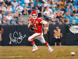 Alex Smith Signed/ Autographed 16x20 Running With Ball Photo- JSA Authenticated