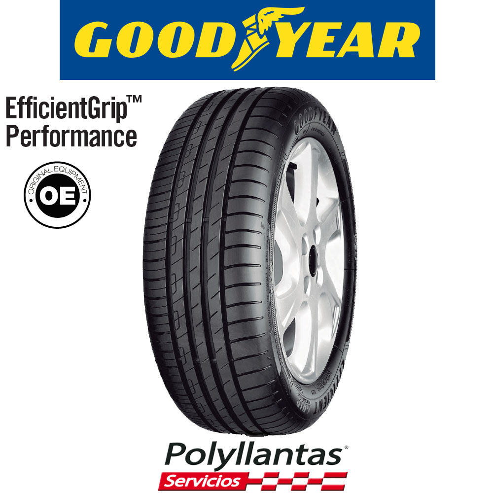 LLANTA 225/40 R18 92W GOODYEAR EFFICIENTGRIP PERFORMANCE