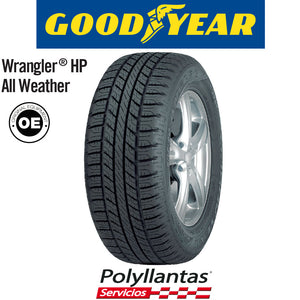 LLANTA 275/60 R18 113H GOODYEAR WRANGLER HP ALL WEATHER