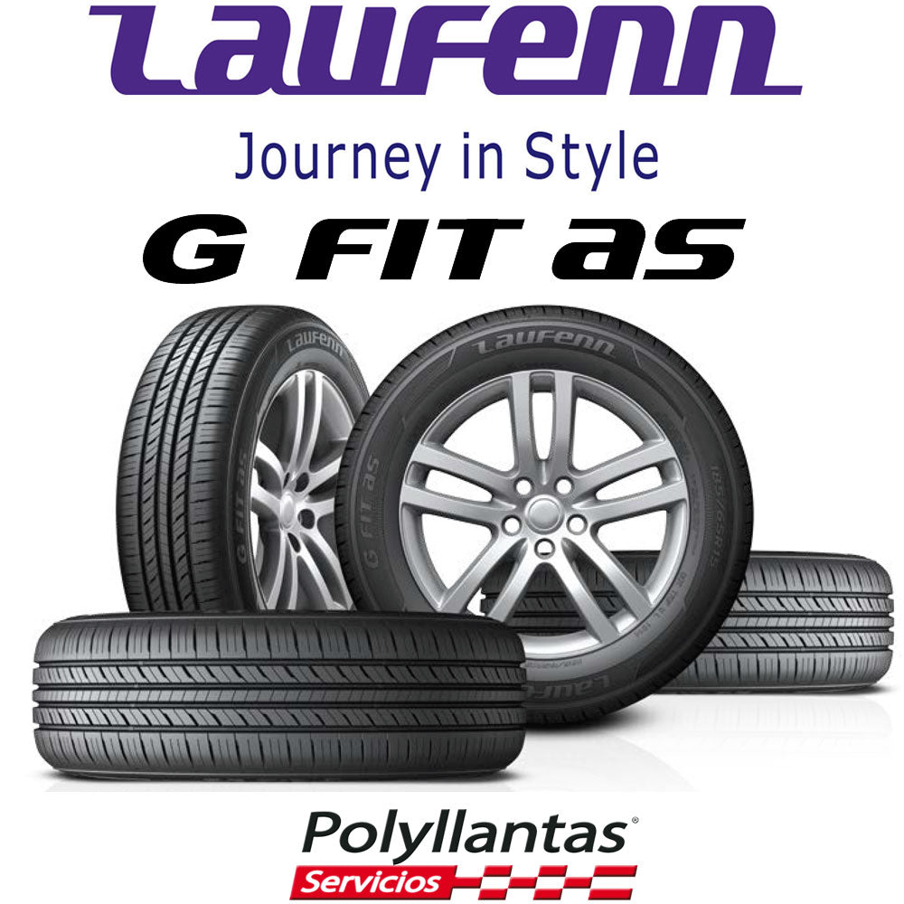 LLANTA 205-65 R16 H LAUFENN G FIT AS (LH41)