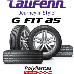LLANTA 225-55 R16 V LAUFENN G FIT AS (LH41)