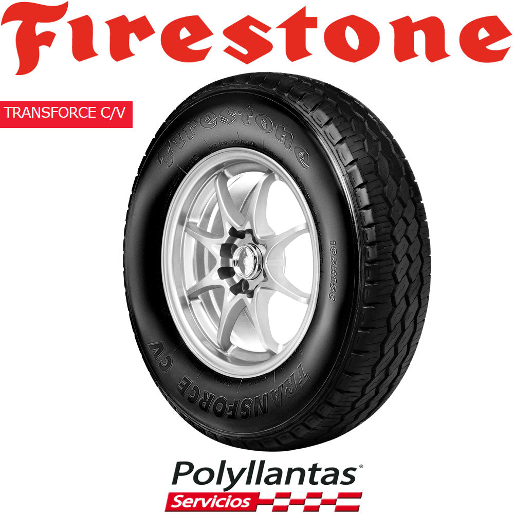 LLANTA 195 R15C 106-104R FIRESTONE TRANSFORCE CV EO PROMOBSNV