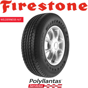215-70 R15 96S Wilderness Ht  Firestone