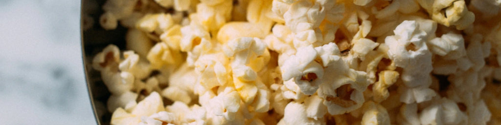 Is Popcorn the New Health Snack?