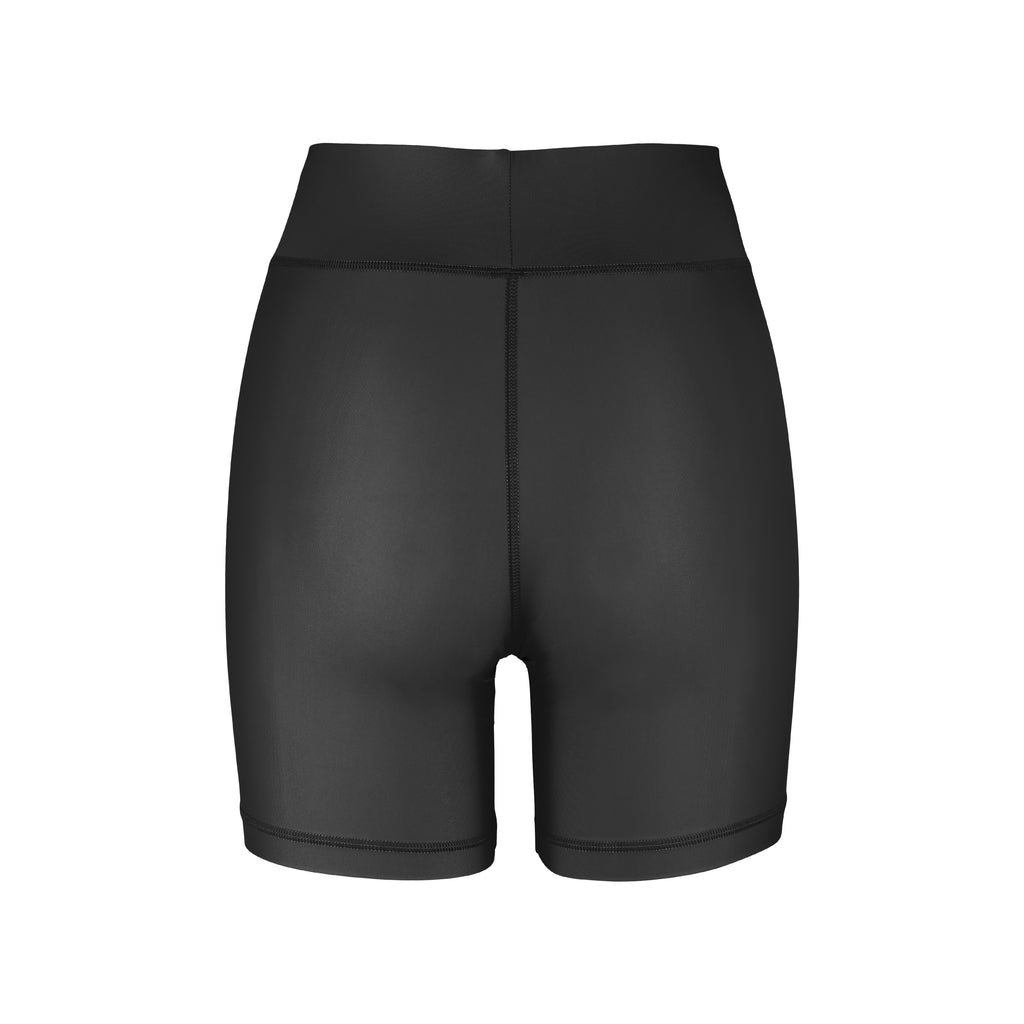 Cora Bicycle Shorts Black Back
