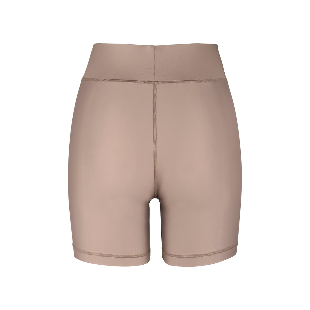 Cora Bicycle Shorts Sand Back