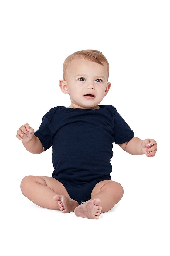100B BELLA BABY ONESIES SHORT SLEEVE