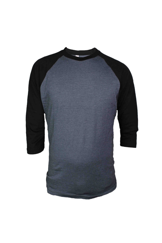 Raglan 3/4 Sleeves Baseball Shirts - Small Size - NEW!