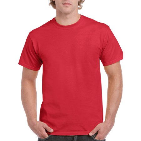 Gildan Heavy Cotton 1st Quality Color T-Shirts G5000 (S-M-L-XL)