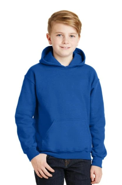 Gildan Youth Hoodies (XS-S-M-L)