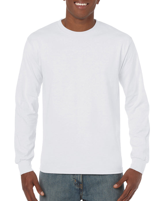 Gildan - Long Sleeve T-Shirt - G5400 - Heavy Cotton (S-XL)
