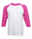 Raglan 3/4 Sleeves Baseball Shirts - 2X-Large Size - NEW!
