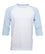 Raglan 3/4 Sleeves Baseball Shirts - X-Large Size - NEW!