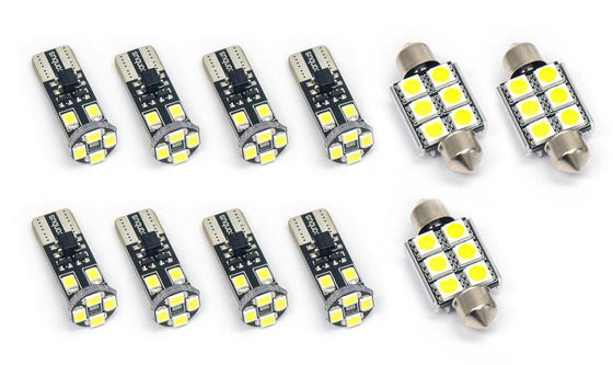 WeissLicht Interior LED Bulb Kit for BMW E63 6 Series